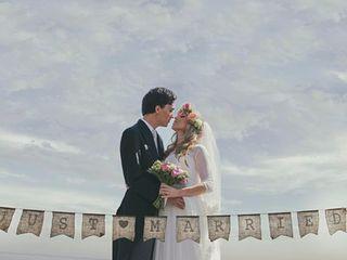 La boda de Irene y Javier 1