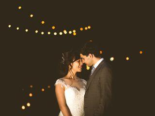 La boda de Linh y Diego