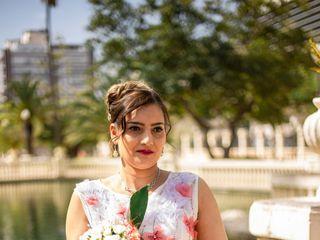 La boda de Mihai y Lidia 1