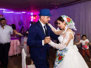 La boda de Mihai y Lidia