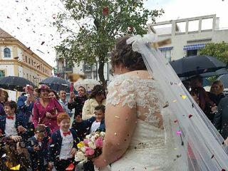 La boda de Isa y Daniel 2
