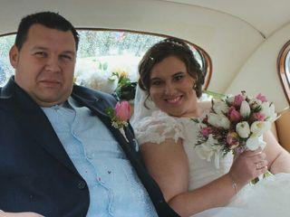 La boda de Isa y Daniel