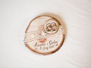 La boda de Ariadna y Carles 1