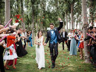 La boda de Ariadna y Carles