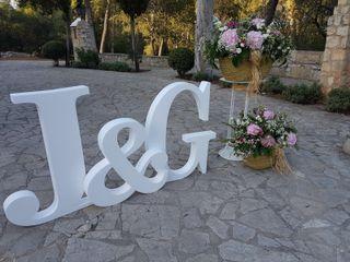 La boda de Gisela y Javi 2