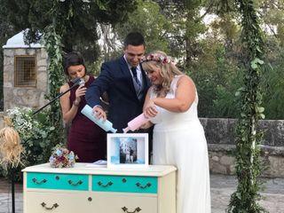 La boda de Gisela y Javi