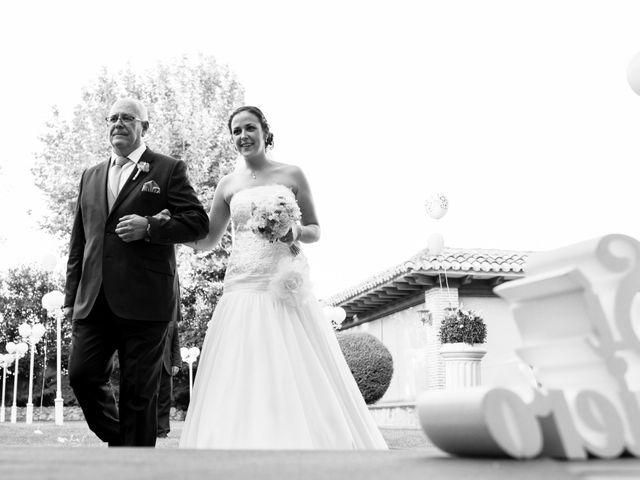 La boda de Alberto y Alicia en Madrid, Madrid 17