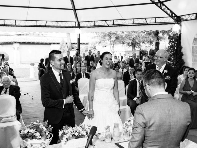 La boda de Alberto y Alicia en Madrid, Madrid 18