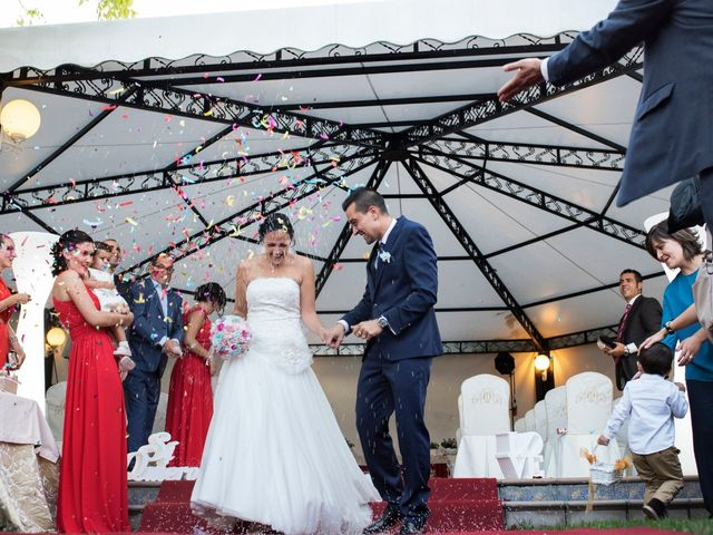 La boda de Alberto y Alicia en Madrid, Madrid 20