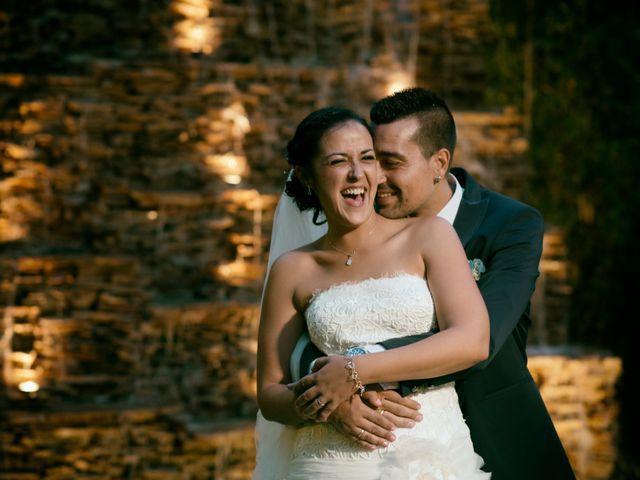 La boda de Alberto y Alicia en Madrid, Madrid 1