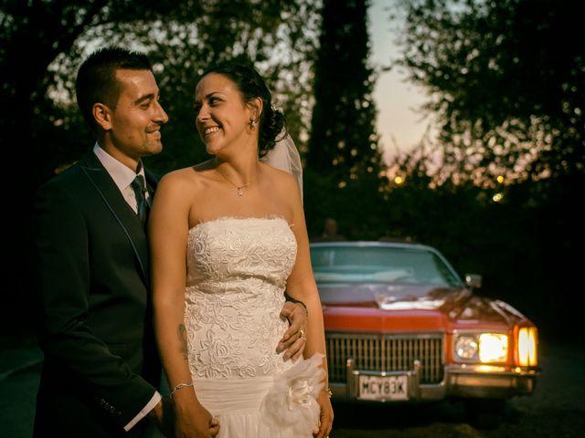 La boda de Alberto y Alicia en Madrid, Madrid 22