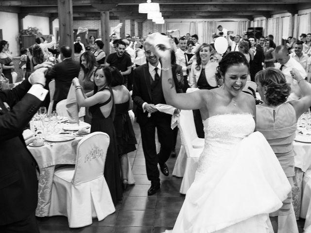 La boda de Alberto y Alicia en Madrid, Madrid 25