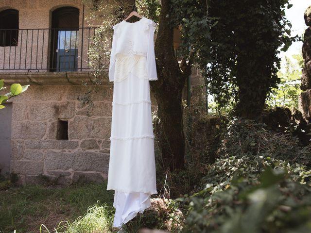 La boda de Jose y Bea en O Aciveiro, Orense 3