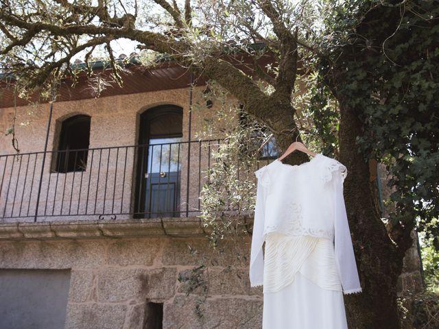 La boda de Jose y Bea en O Aciveiro, Orense 4