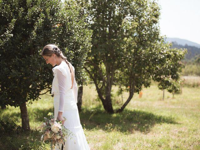 La boda de Jose y Bea en O Aciveiro, Orense 10