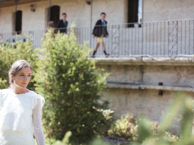 La boda de Jose y Bea en O Aciveiro, Orense 11