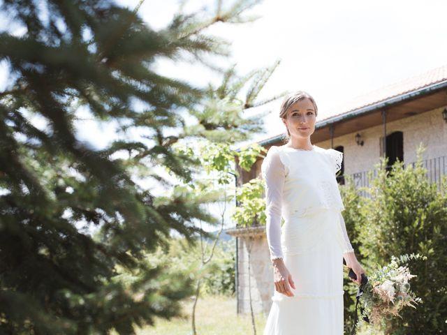 La boda de Jose y Bea en O Aciveiro, Orense 12