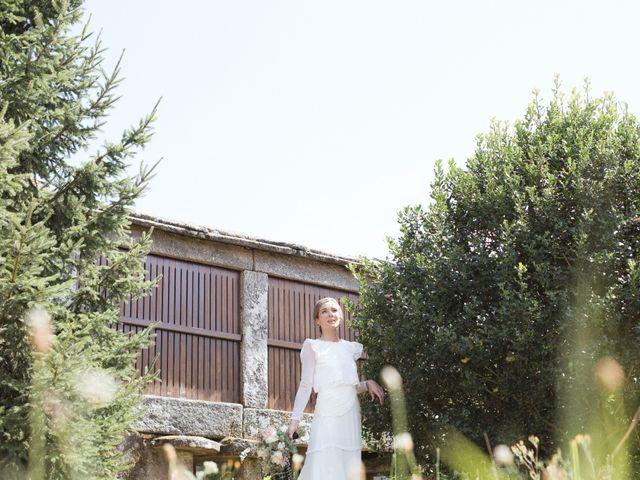 La boda de Jose y Bea en O Aciveiro, Orense 14
