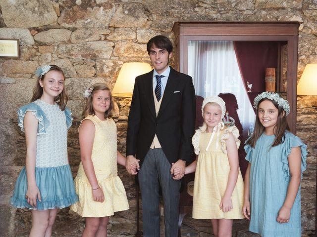 La boda de Jose y Bea en O Aciveiro, Orense 20