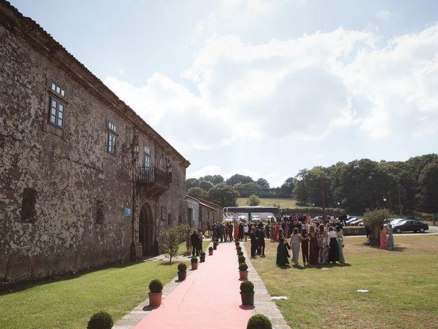 La boda de Jose y Bea en O Aciveiro, Orense 22