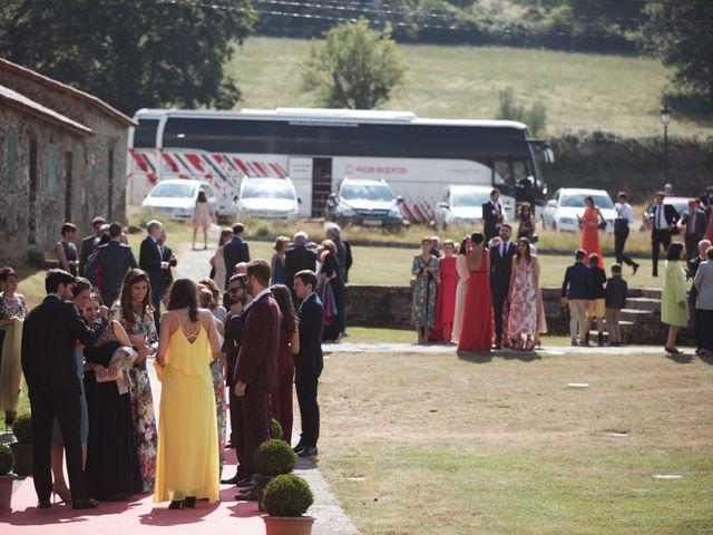 La boda de Jose y Bea en O Aciveiro, Orense 23