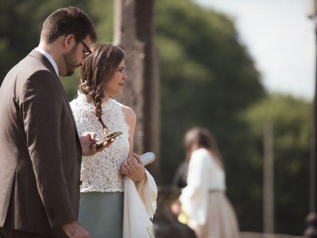 La boda de Jose y Bea en O Aciveiro, Orense 25