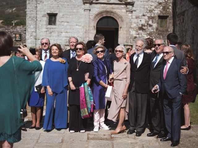 La boda de Jose y Bea en O Aciveiro, Orense 26