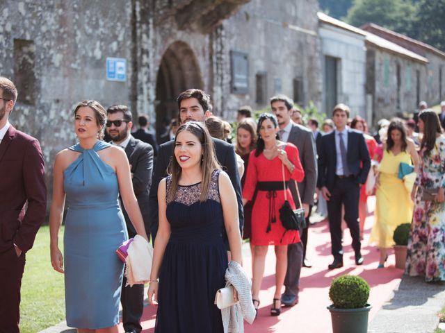 La boda de Jose y Bea en O Aciveiro, Orense 27