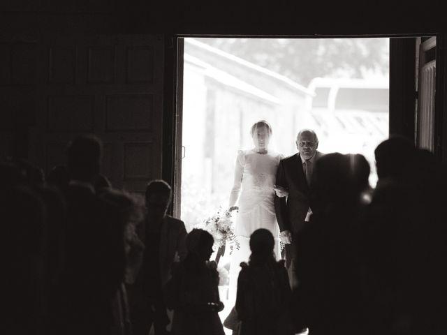 La boda de Jose y Bea en O Aciveiro, Orense 33