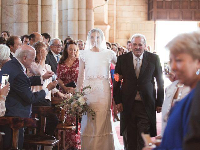 La boda de Jose y Bea en O Aciveiro, Orense 35