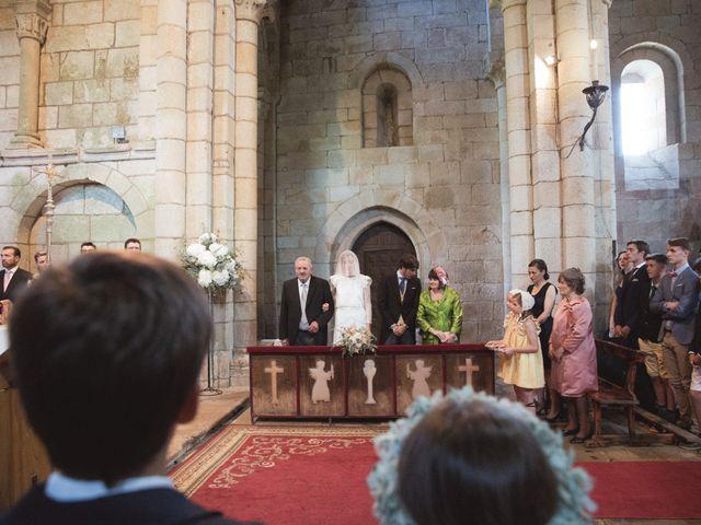 La boda de Jose y Bea en O Aciveiro, Orense 36