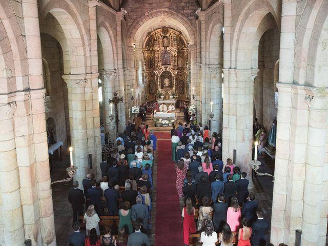 La boda de Jose y Bea en O Aciveiro, Orense 37