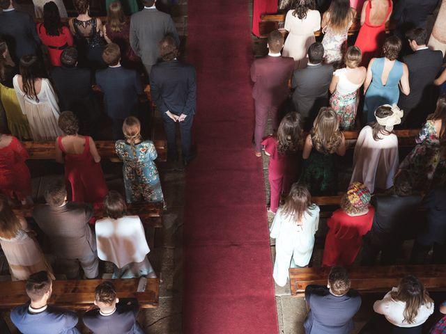 La boda de Jose y Bea en O Aciveiro, Orense 38