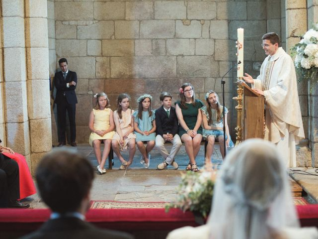 La boda de Jose y Bea en O Aciveiro, Orense 39