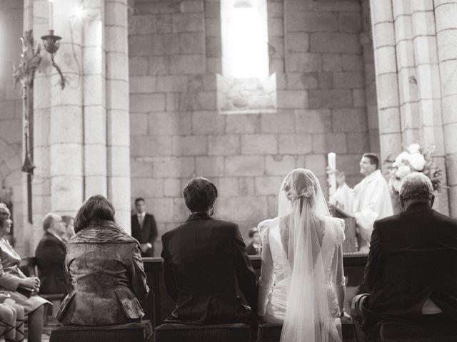 La boda de Jose y Bea en O Aciveiro, Orense 40