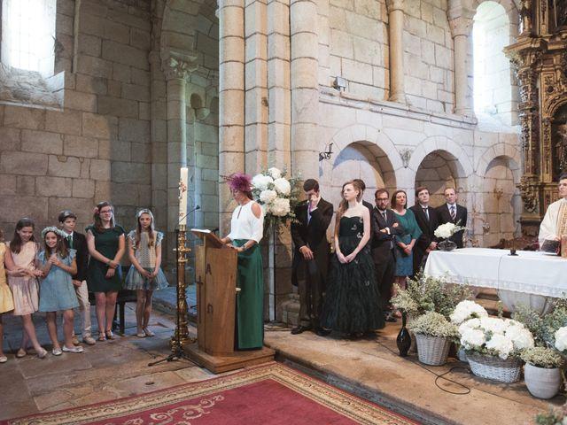 La boda de Jose y Bea en O Aciveiro, Orense 41
