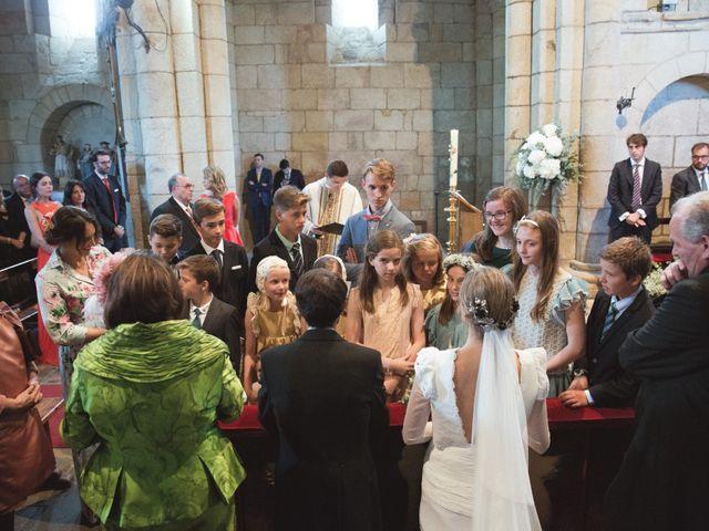La boda de Jose y Bea en O Aciveiro, Orense 43