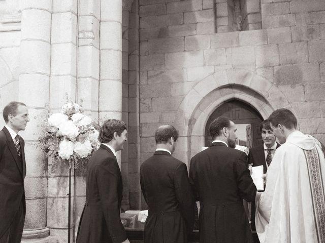 La boda de Jose y Bea en O Aciveiro, Orense 45
