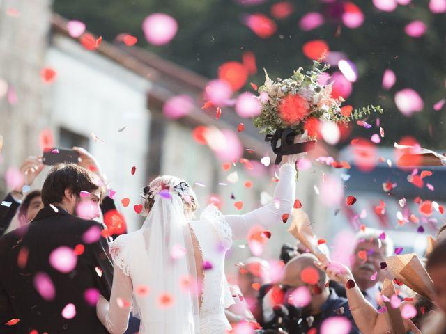 La boda de Jose y Bea en O Aciveiro, Orense 48