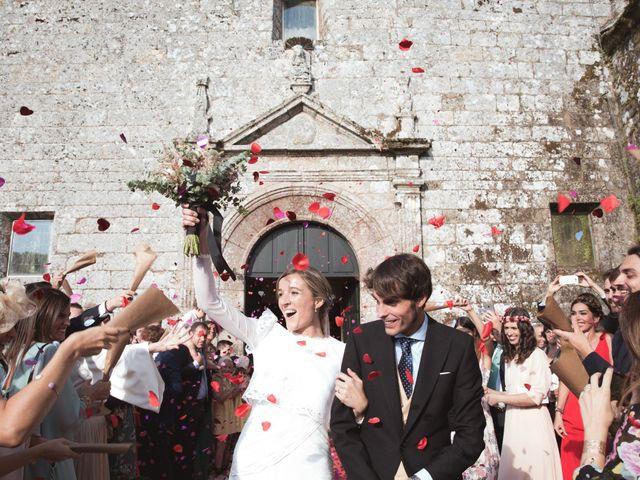 La boda de Jose y Bea en O Aciveiro, Orense 49