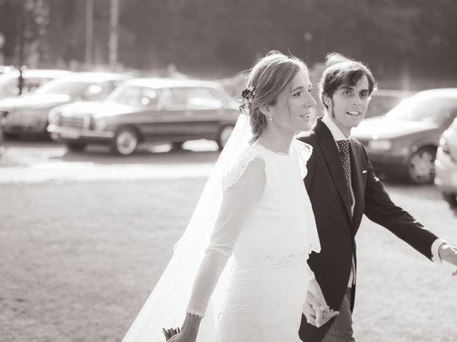La boda de Jose y Bea en O Aciveiro, Orense 51