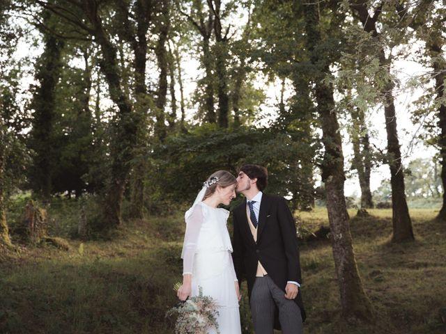 La boda de Jose y Bea en O Aciveiro, Orense 52