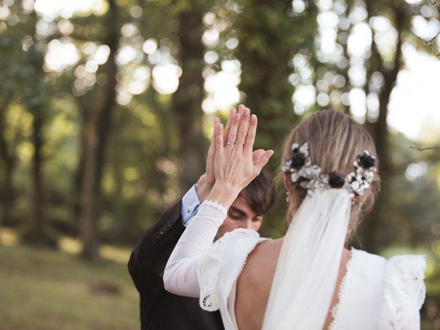La boda de Jose y Bea en O Aciveiro, Orense 55