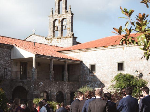 La boda de Jose y Bea en O Aciveiro, Orense 61