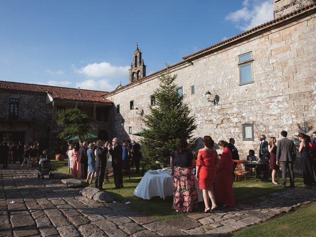 La boda de Jose y Bea en O Aciveiro, Orense 62
