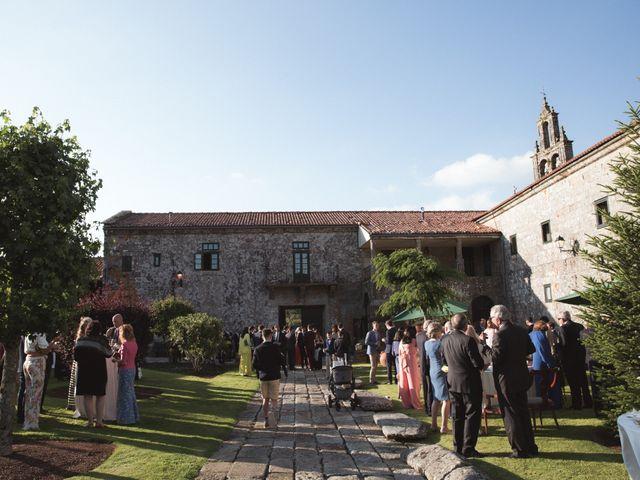 La boda de Jose y Bea en O Aciveiro, Orense 63