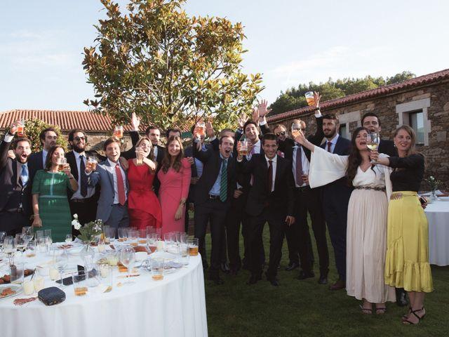 La boda de Jose y Bea en O Aciveiro, Orense 66