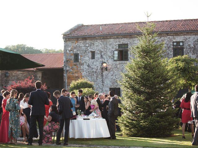 La boda de Jose y Bea en O Aciveiro, Orense 67