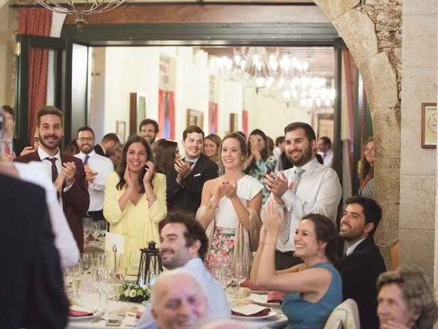 La boda de Jose y Bea en O Aciveiro, Orense 70