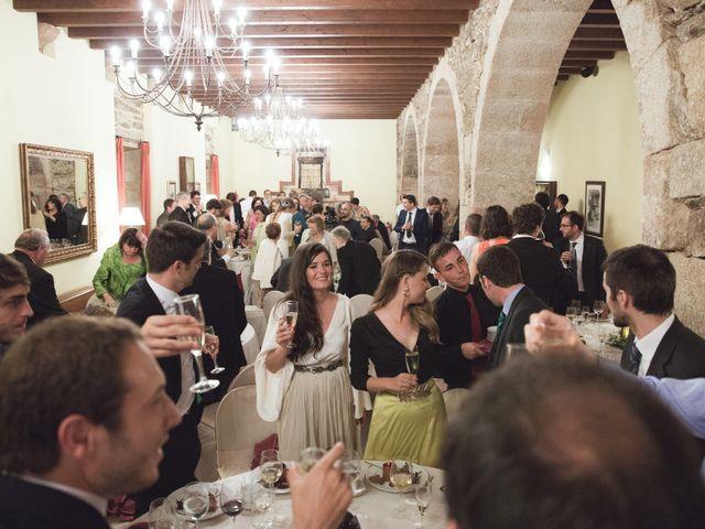 La boda de Jose y Bea en O Aciveiro, Orense 71